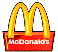 McDonald logo 1